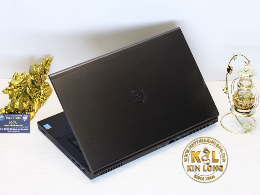 Laptop Dell Precision M6800 i7 4900QM/16GB/SSD 180GB/320GB/Quadro K4100M