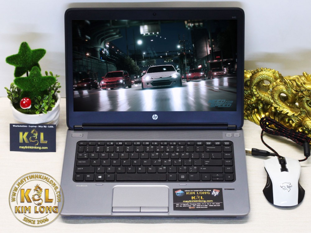 Laptop HP EliteBook 640 G1 i5 4300M/4GB/320GB