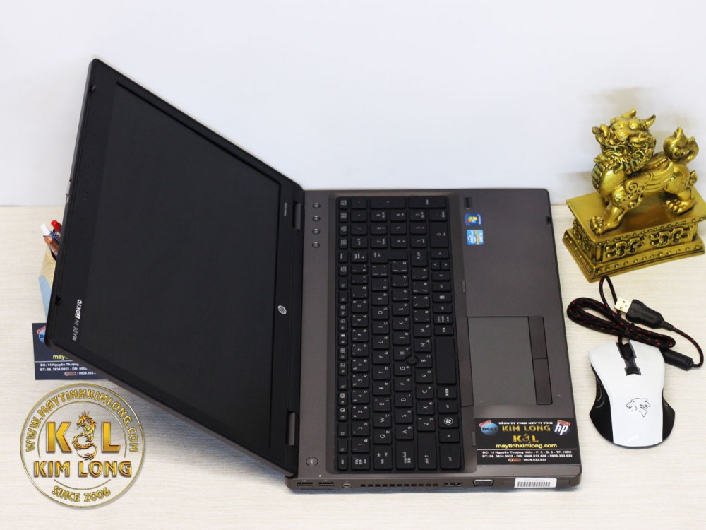 Laptop HP ProBook 6570b i5 3360M/4GB/250GB