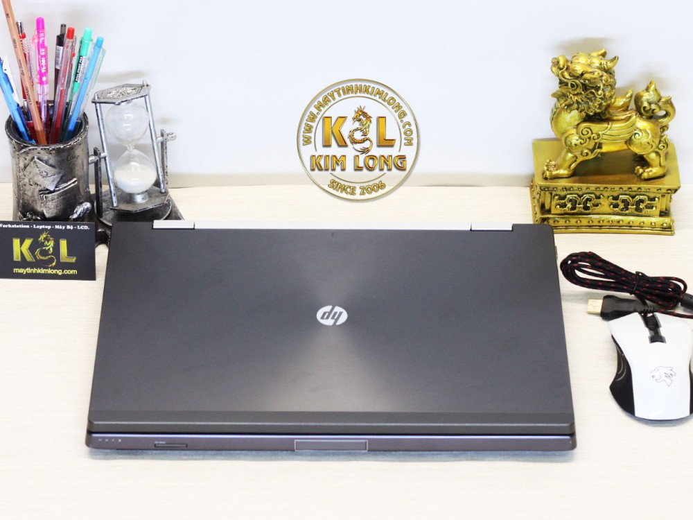 Laptop HP EliteBook 8570w i7 3720QM/8GB/320GB/Quadro K1000M
