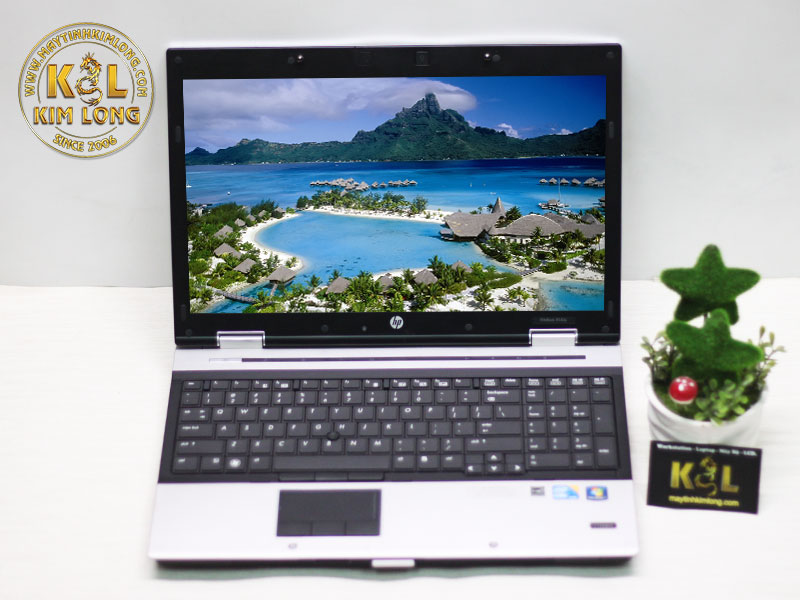 Laptop HP EliteBook 8540p - Core i5 tốc độ 3,33 GHz