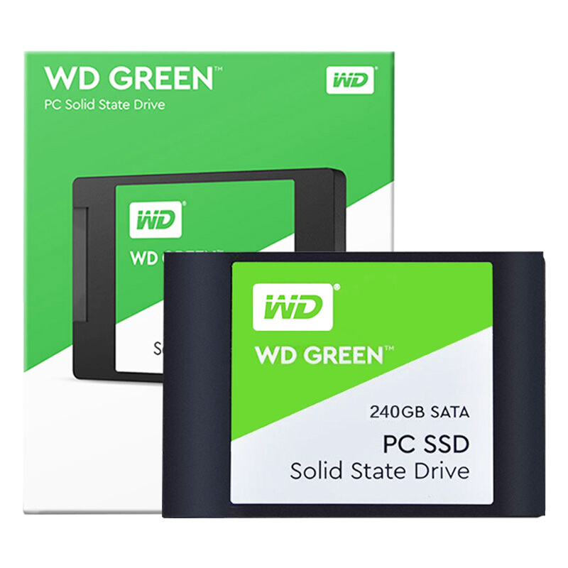 Ổ cứng SSD Western Digital Green 240GB 2.5