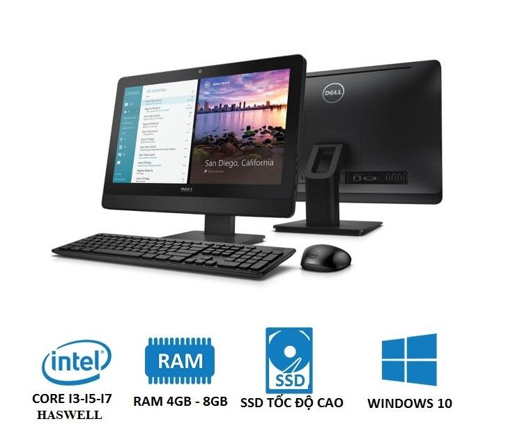 Máy tính all-in-one là gì, ưu điểm của máy tính all-in-one ra sao?