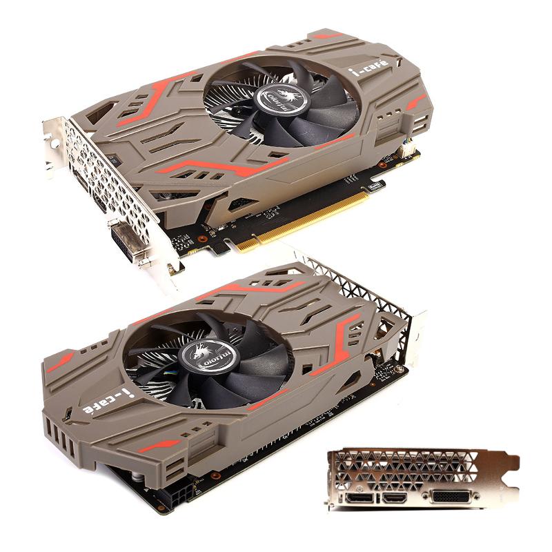 Card màn hình ColorFul GeForce GTX 1050 Ti 4GB KHÔNG NGUỒN PHỤ