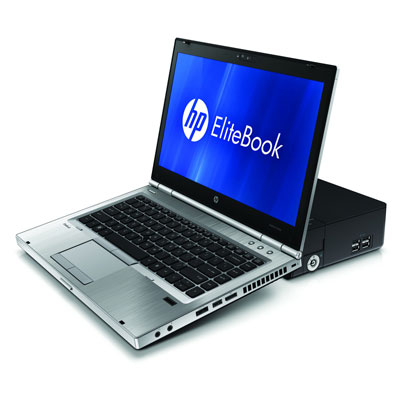 Laptop HP EliteBook 8460p i5 2540M/4GB/250GB/HD 6470M