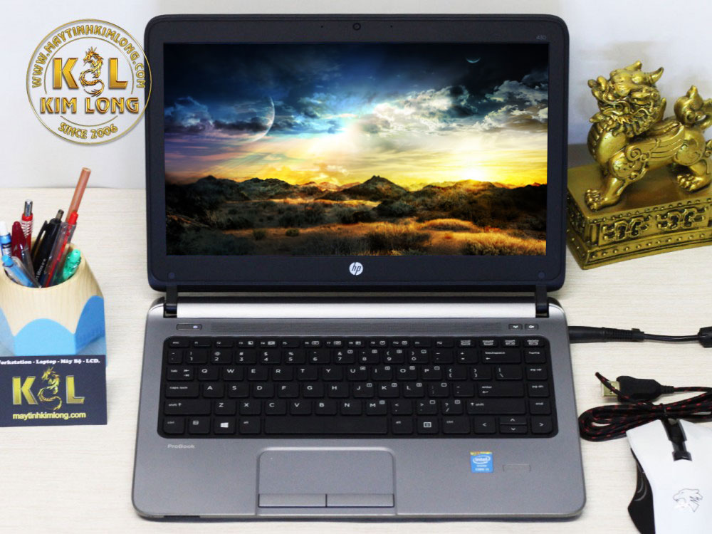 Laptop HP ProBook 430 G1 i5 4200U/4GB/320GB