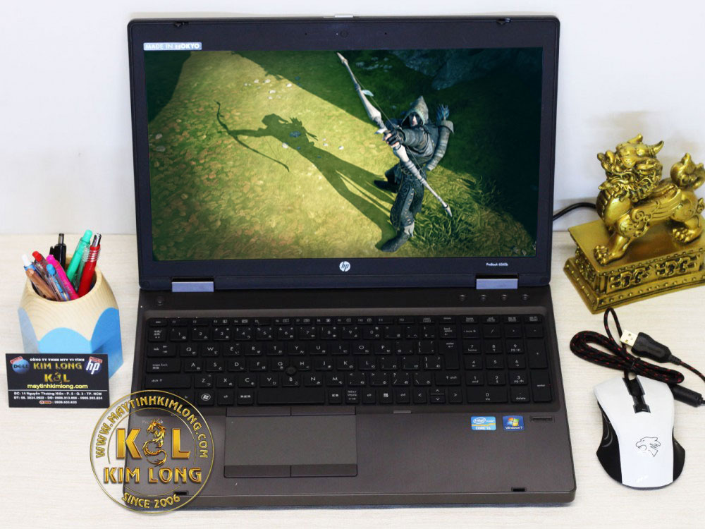 Laptop HP ProBook 6560b i5 2540M/4GB/250GB
