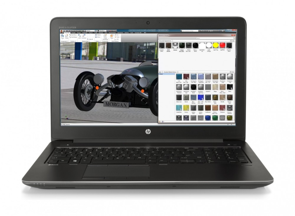 Laptop HP ZBook 15 i7 4800QM/8GB/SSD 180GB/Quadro K1100M