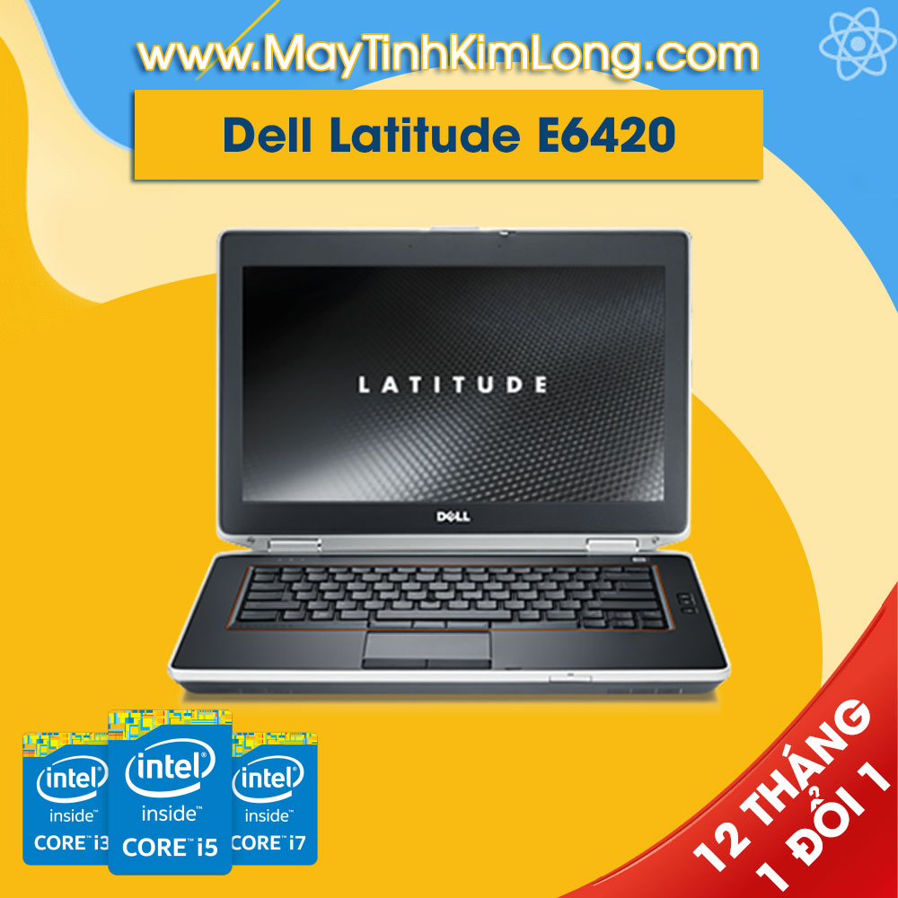 Laptop Dell Latitude E6420 i5 2520M/4GB/SSD120GB