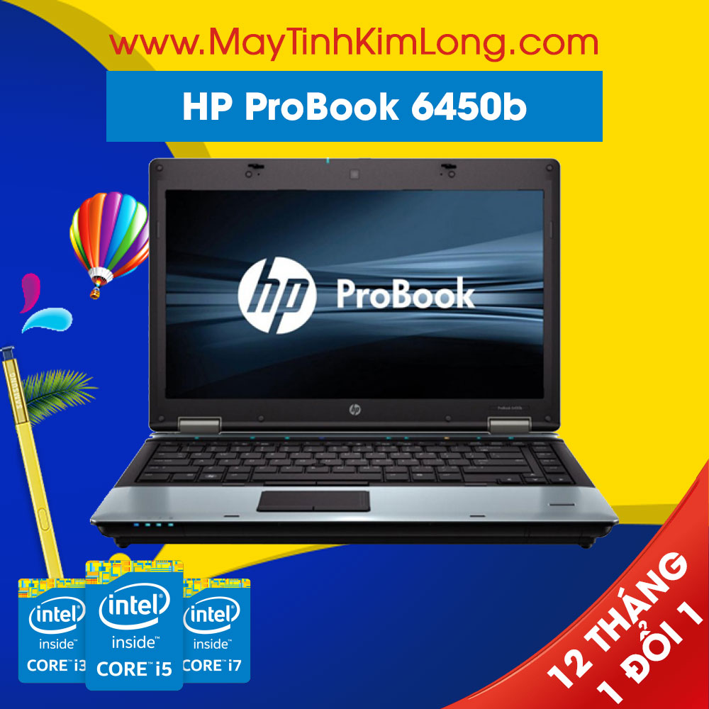 Laptop HP ProBook 6450b i5 3,20GHz/4GB/160GB