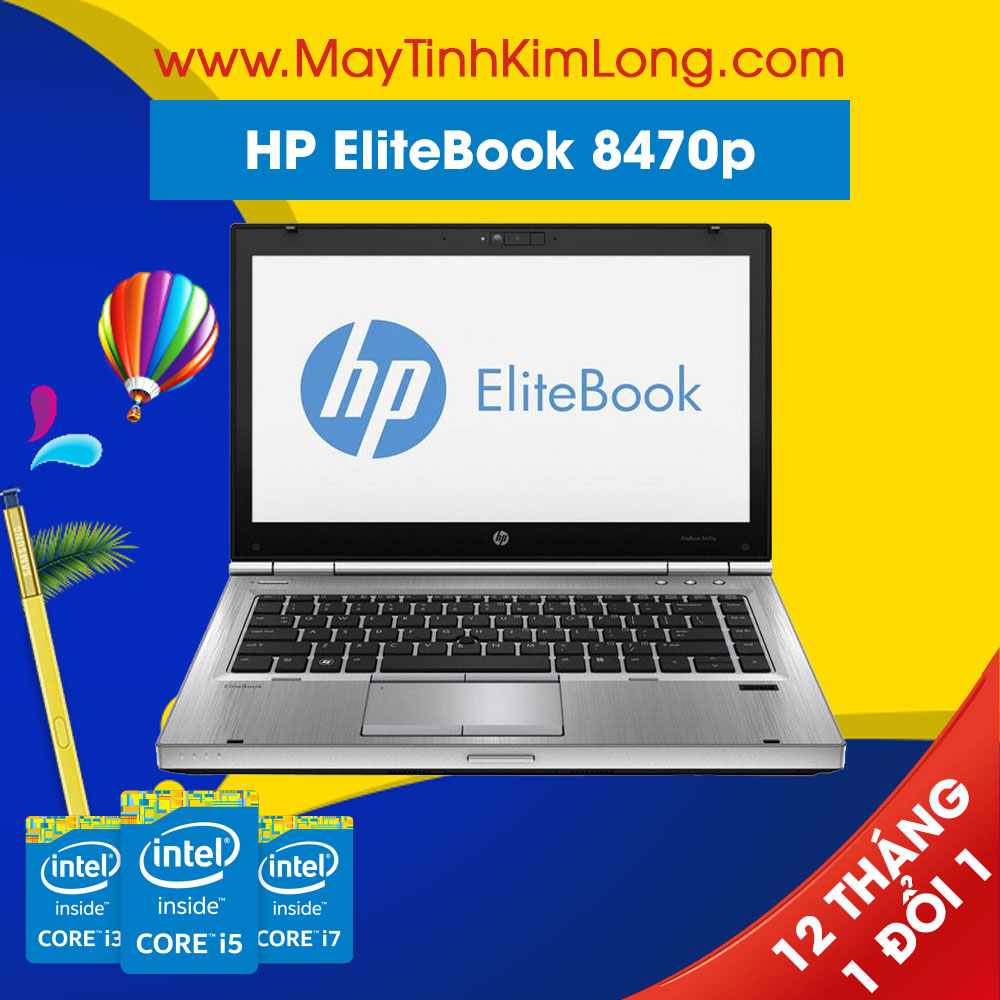 Laptop HP Elitebook 8470P i5 3320M/4GB/320GB
