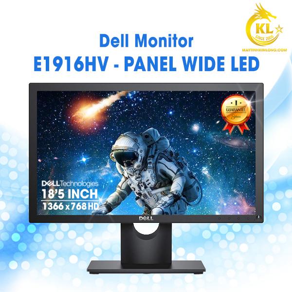 Màn hình LCD Dell E1916HV - 18.5 Inch HD
