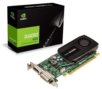 NVIDIA Quadro K600 1GB GDDR3 128Bit. Mã SP: 0 rate (0)