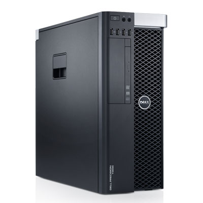 Máy trạm Dell T3600 (E5-1620/3.8Ghz/10M/1333,HDD 1TB, 16GB ECC REG,Quadro 2000/1GB/128bit)