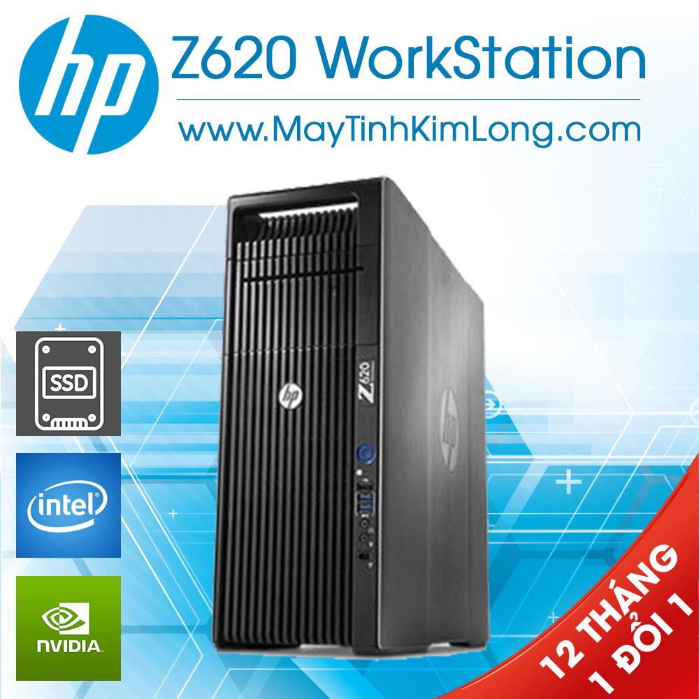 Máy trạm HP Z620 Workstation | MaytinhKimLong com